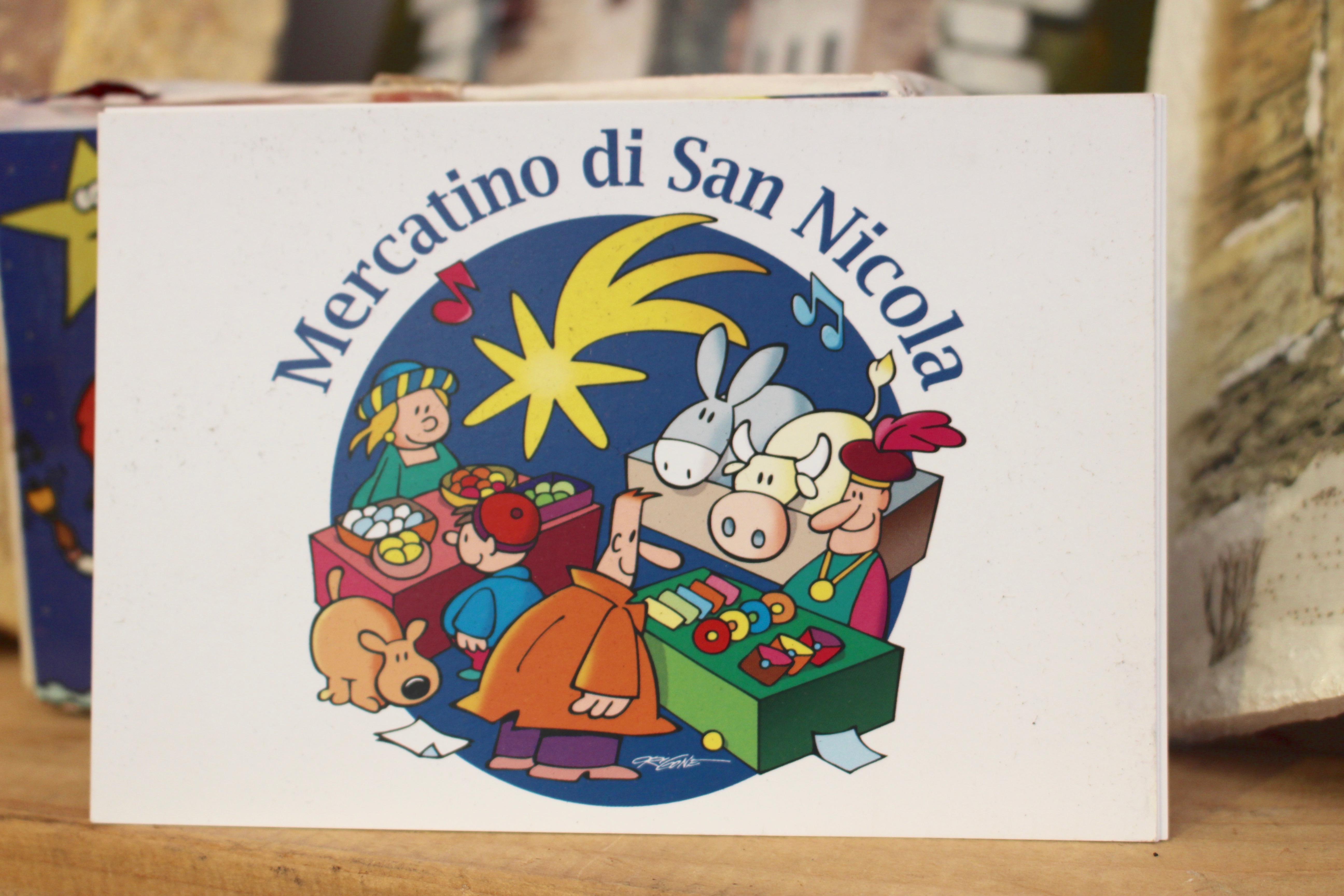 ULTIMO WEEKEND DI MERCATINO DI SAN NICOLA 2016